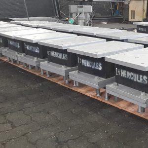 Laminated Elastomeric Bridge Bearings Pads Manufacturers -1