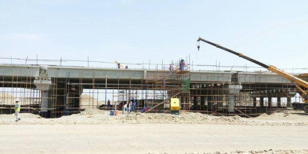 Al SHARQIYAH Expressway WADI Bridge 1, Oman