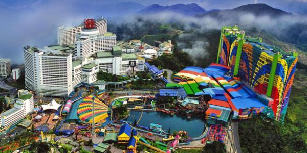 Genting Outdoor Amusement Park