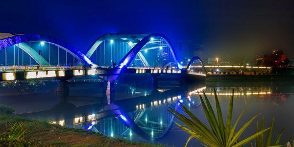 HATIJIL BRIDGE, BANGLADESH
