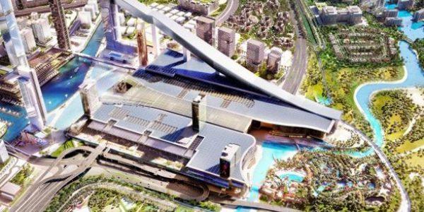 MEYDAN MALL, UAE