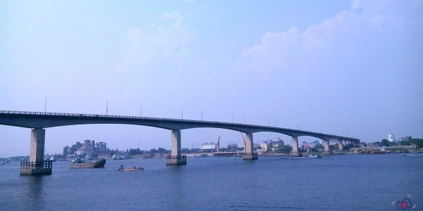 MUKTAPUR BRIDGE, MUNSHIGANJ, BANGLADESH