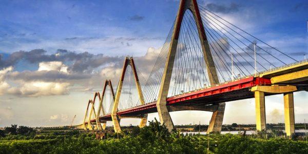 NHAT TAN Bridge Vietnam
