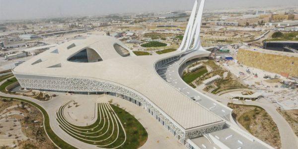 QFIS BUILDING, QATAR