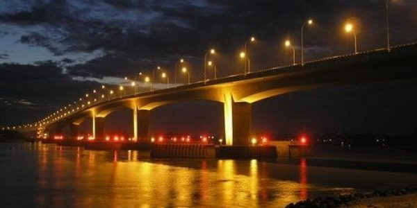 RUPSA BRIDGE, KHULNA, BANGLADESH