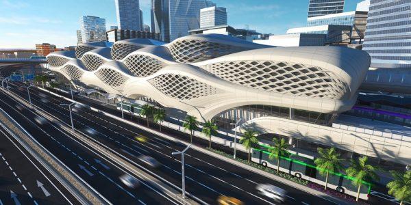 Riyadh Metro Project, KSA