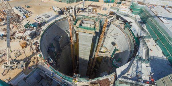 STEP UNDERGROUND PUMPING STATION, UAE