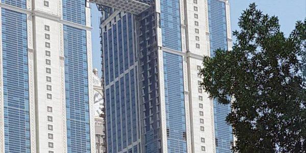 WORLD HIGHEST SUSPENDED MOSQUE-KSA